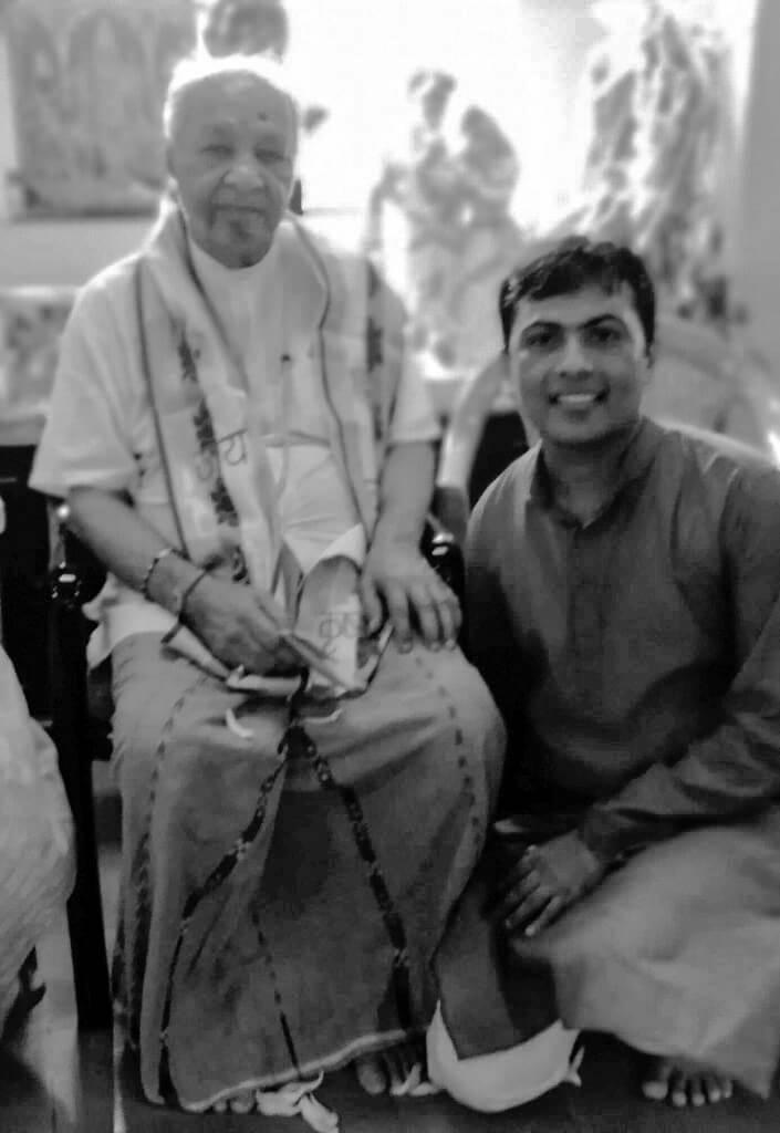 Hariprashad_Chowrasia_with_Dinesh_Poudyal