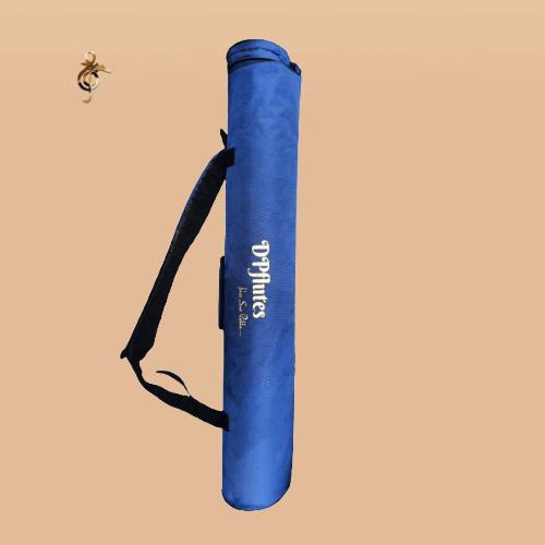 Multiple flutes carry case